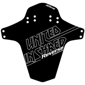 Reverse Spatbord, united in shred